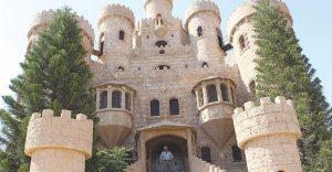 قصر حديث العهد